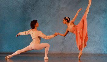 Nuovo Balletto Classico Dorian Grori Elena Casolari